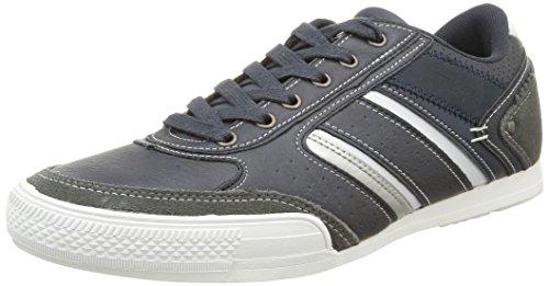 Umbro - Hallam, Sneakers da uomo, grigio (graphite/blanc), 42