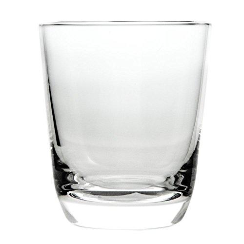 Cristal de Sèvres Margot Set de Verres à Whisky, Verre, 9 x 9 x 10 cm, Lot de 2
