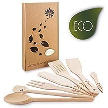 Amazon.it: utensili da cucina in legno