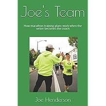 Joe's Team: How marathon training plans work when the writer becomes the coach