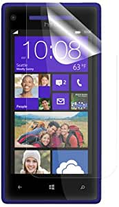 Brando - Pellicola di protezione display per HTC Windows Phone 8X, effetto ultra nitido