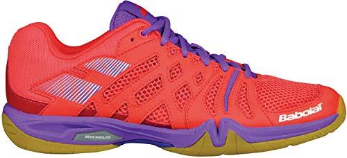 Babolat Shadow Team Badmintonschuhe rosa/lila 31S1806-300, Schuhgröße:40 EU
