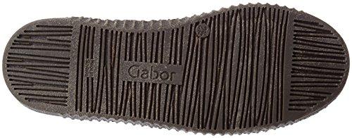 Gabor - Gabor Jollys, Stivali Donna Grigio (79 Pepper Anthrazit)