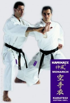 "Karateanzug Kamikaze Karate-Gi ""Monarch"""