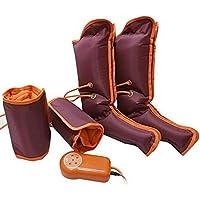 Preisvergleich für QJXF Elektrische Luftkompression Massager Für Kälber Bein Zirkulation Taillen Arm Bein Pneumatik Druck Luft Welle...