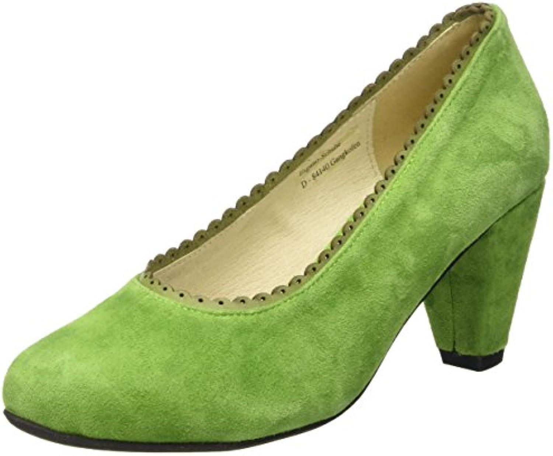Hirschkogel 3009200, Zapatos de Tacón con Punta Cerrada para Mujer