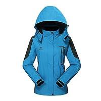 Waterproof Jacket Womens Raincoat Ladies Sportswear-GIVBRO 2017 New Design Outdoor Hooded Softshell Camping Hiking Mountaineer Running Jackets