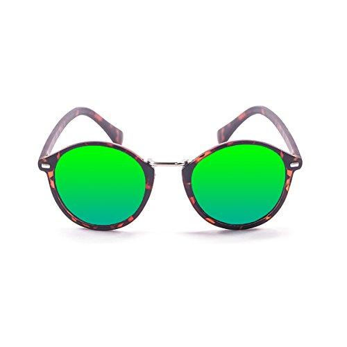 Paloalto Sunglasses Maryland Sonnenbrille Unisex Erwachsene, Demy Brown