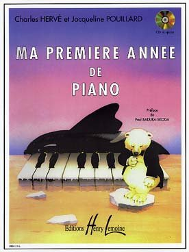 Hervé Pouillard - Ma 1ère Première Année de Piano