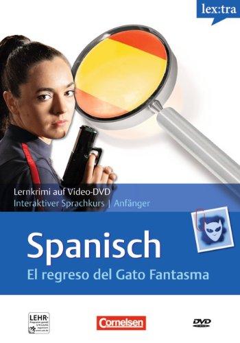 Spanisch - El regreso del Gato fantasma  (+ Buch)
