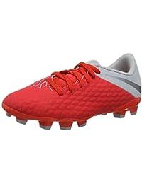 best cheap 7fc84 e535d Nike Jr Hypervenom 3 Academy FG, Zapatillas de fútbol Sala Unisex para Niños
