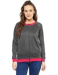 Purys Grey & Pink Combination Jacket