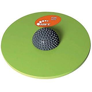 MFT Balance Board Fun Disc, Grün/Grau, 40.5 x 40 x 12.5 cm, 7003