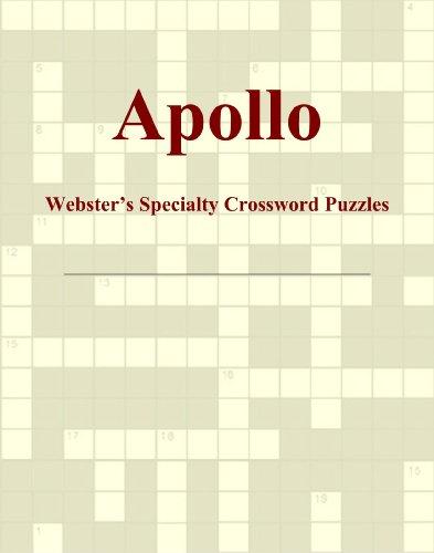 Apollo - Webster's Specialty Crossword Puzzles