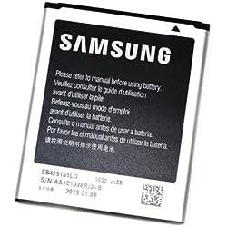 Samsung Batterie 1500mAh pour Smartphone Galaxy Trend S7560/S3Mini i8190/S Duos S7562/Ace 2i8160