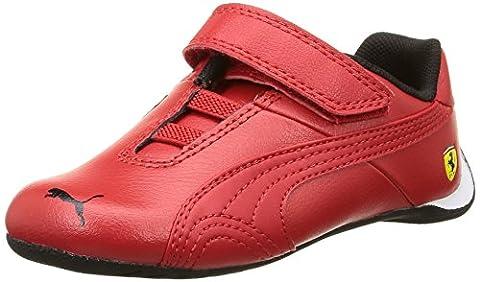 Puma Future Cat Sf, Sneakers Basses garçon, Rouge (Rosso), 23 EU