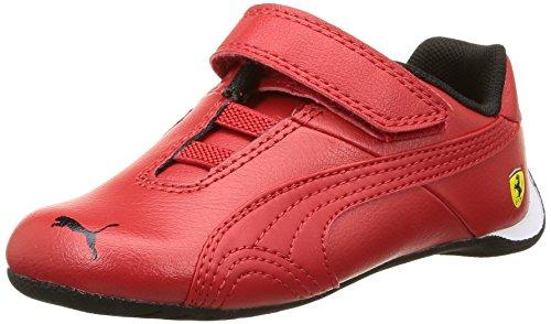 Puma Future Cat Sf, Baskets Basses Garçon Rouge (Rosso)
