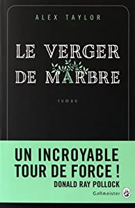 "Afficher ""Le verger de marbre"""