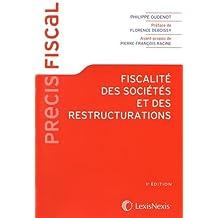Fiscalité des sociétés et des restructurations