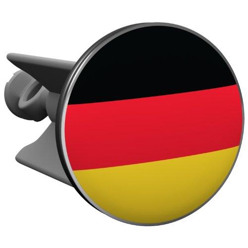 Plopp Waschbeckenstöpsel Deutschland, Stöpsel, Excenter Stopfen, für Waschbecken, Waschtisch, Abfluss