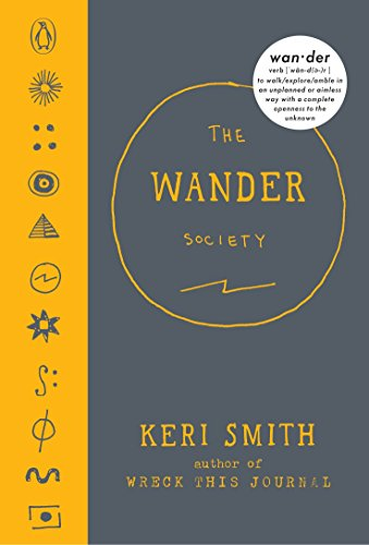 The Wander Society por Keri Smith