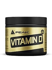 PEAK Vitamin D   - 180 Tabletten à 500mg