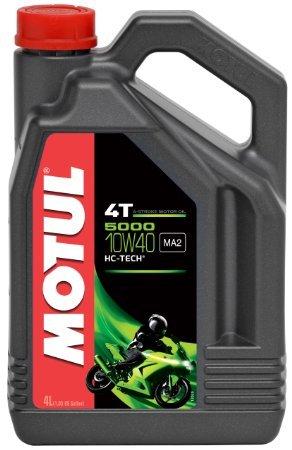 MOTUL 50004T 10W40Motorrad-Öl 4Liter