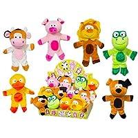 Marionetas Animales 26 cm