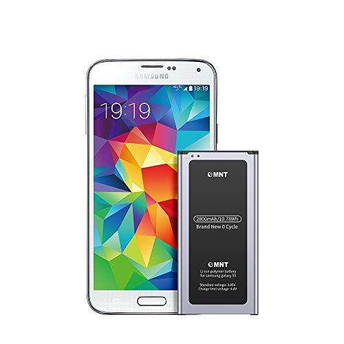 EMNT Akku für Samsung Galaxy S5 2800mAh akku s5 Lithium-Ionen-Akku Entspricht dem Origina