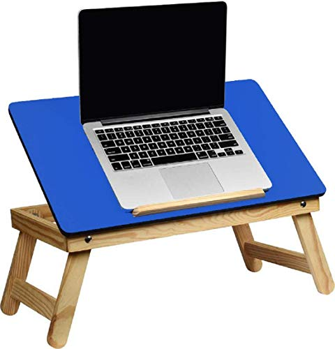 ALLWIN's Multipurpose Foldable Eatie Study Reading Craft-Work Bed Laptop Lappi...