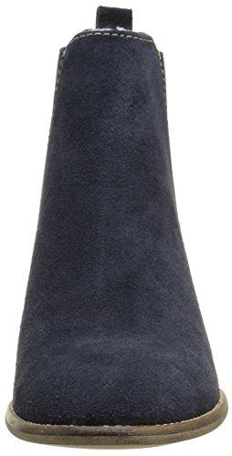 Tamaris 25342, Bottes Chelsea Femme Bleu (navy 805)