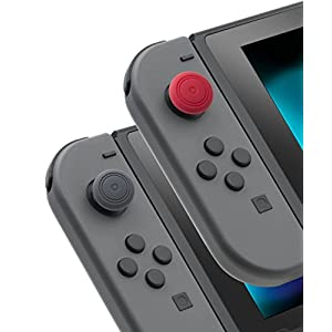 snakebyte Switch CONTROL:CAPS – für Nintendo Switch Analogsticks