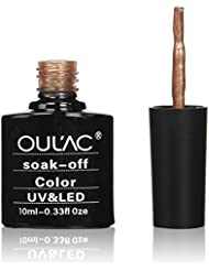 oulac Vernis à ongles gel UV/LED Nombre GB10 10 ml