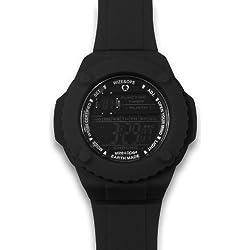 Wize & Ope Unisex-Armbanduhr Gummy Digital Quarz Silikon GUM-2