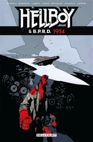 Hellboy & BPRD 03: 1954