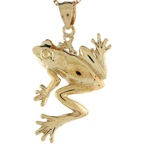 9ct-real-yellow-gold-32cm-shiny-leap-frog-charm-pendant