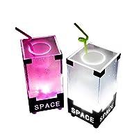 Note: le seau à glace ne contient pas de tasseÉquipé d'un chargeur CC, le chargeur est branché sur le port CC et, lorsque le voyant rouge devient vert, il indique que la batterie est complètement chargée.La batterie rechargeable intégrée peut être ut...
