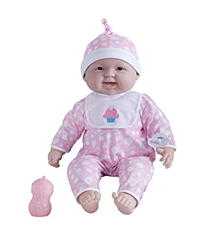 Soft Body Baby Doll w/ assorted expressions.