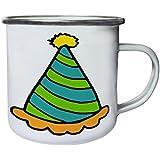 Nuevo Sombrero Animación Cómica Retro, lata, taza del esmalte 10oz/280ml l798e