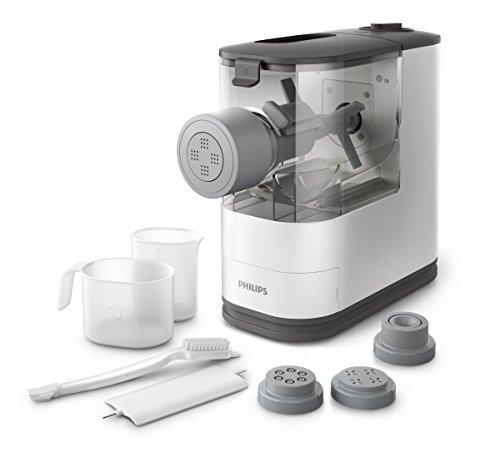 Philips HR2333/12 - Máquina para hacer pasta, blanco