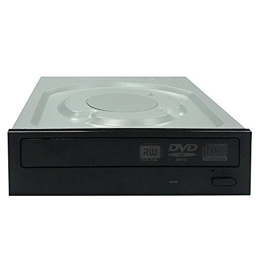 Optiarc SATA Interner CD/DVD/Optische Laufwerke Brenner mit 8,7GB Overburn-Schwarz