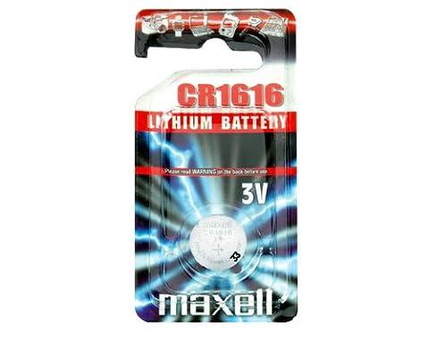 Maxell Lithium CR1616 pile bouton
