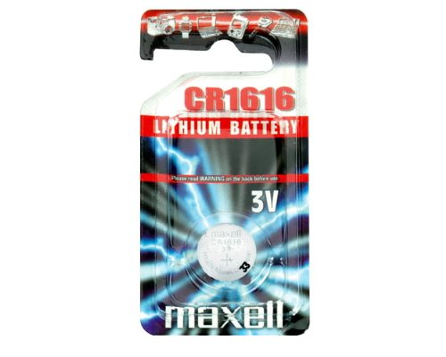 Maxell Lithium CR1616 Knopfzelle