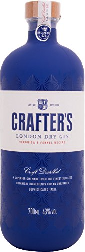 Crafters London Dry Gin