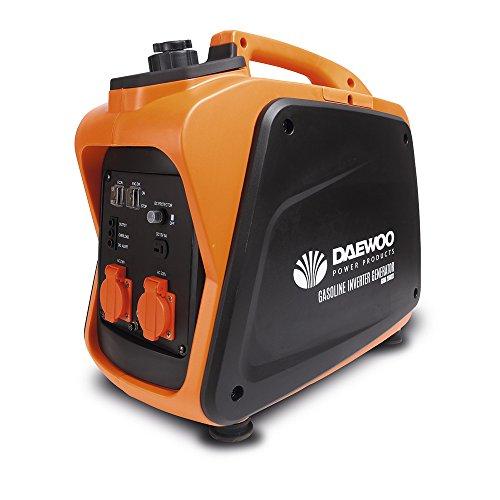 Daewoo Power Generador Inverter GIDA2000SI 2000W Silencioso