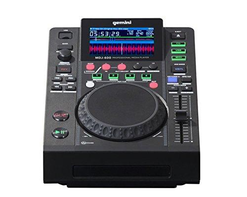 Gemini mdj-600  Professional USB und CD Media Player (Dj Equipment Gemini)