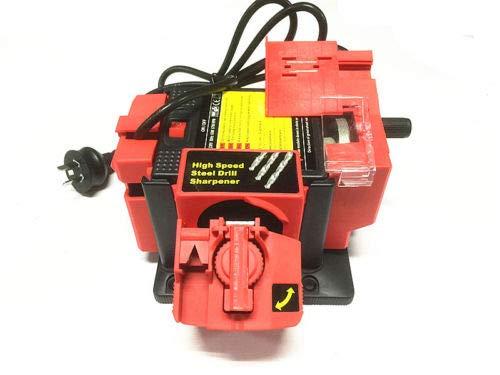 MG Universal Electric Multi Function Sharpener Drill Bit Emery Rotation Speed -