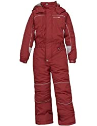 Trespass Laguna - Prenda, color rojo brillante, talla Size 11/12