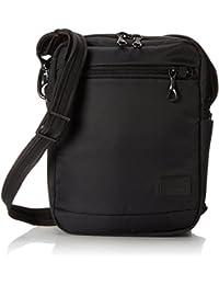 Pacsafe Citysafe CS75 Anti-Theft Cross-Body And Travel Bag, Black