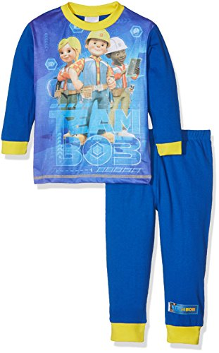 bob-the-builder-jungen-zweiteiliger-schlafanzug-official-mehrfarbig-multicoloured-5-6-jahre-herstell